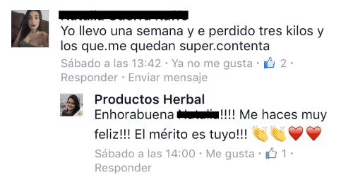Opiniones Herbalife 3