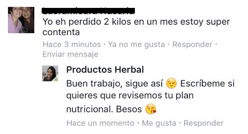 Opiniones Herbalife 6