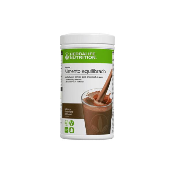 Batido Fórmula 1 sabor Chocolate Cremoso