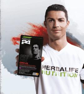 Cristiano Ronaldo Cr7 Drive - Sobres Herbalife