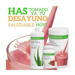 Desayuno Saludable Herbalife