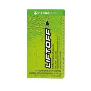 Liftoff Herbalife sabor lima-limón