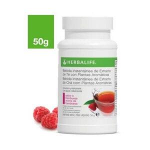 Bebida Instantánea de Hierbas a base de Té 50gr. Herbalife sabor frambuesa