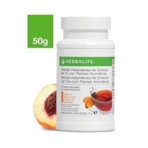Bebida Instantánea de Hierbas a base de Té 50gr. Herbalife sabor melocotón