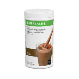 Batido Fórmula 1 Herbalife sabor Chocolate