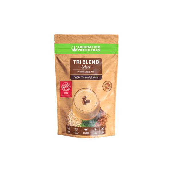 Tri Blend Select Herbalife sabor Coffee Caramel