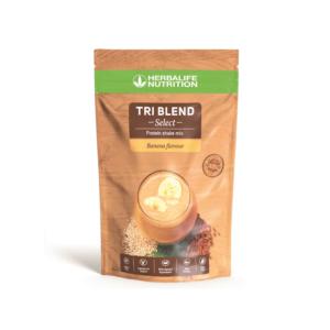Tri Blend Select Herbalife sabor Plátano