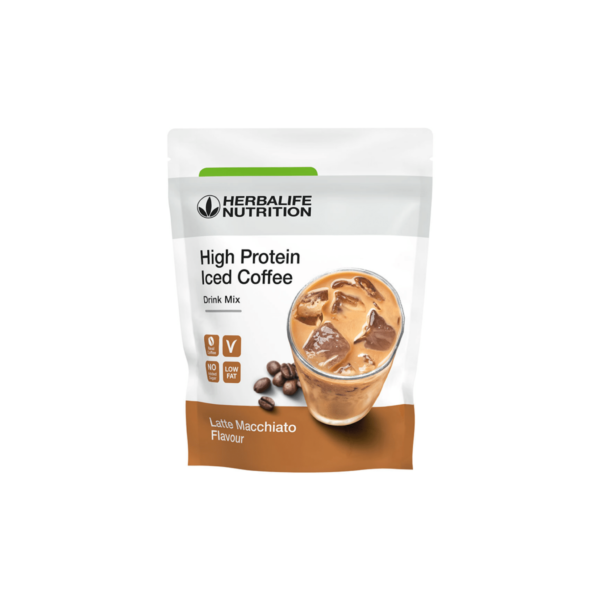 High Protein Iced Coffee Herbalife