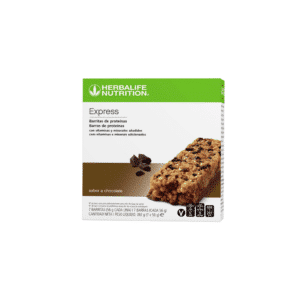 Barritas Express Herbalife sabor Chocolate
